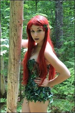 Liana Richardson as Poison Ivy