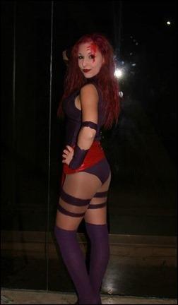 Liana Richardson as Psylocke (Photo by Sam Cupps)