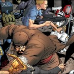 Preview: Archer & Armstrong #17 by Fred Van Lente and Khari Evans