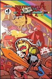 Adventure Time: The Flip Side #1 Cover