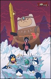 Adventure Time: The Flip Side #1 Preview 1