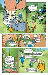 Adventure Time: The Flip Side #1 Preview 6