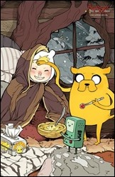 Preview Of Adventure Time 2014 Winter Special 1 Kaboom