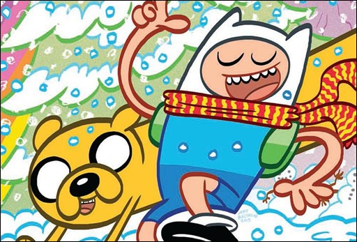Adventure Time: 2014 Winter Special #1