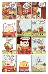 Adventure Time: 2014 Winter Special #1 Preview 6
