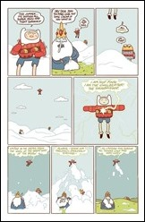 Adventure Time: 2014 Winter Special #1 Preview 10