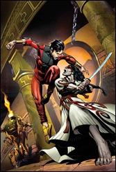 Avengers World #3 Cover