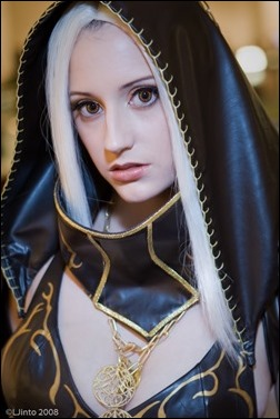 Abby Dark Star as Ellen in Cloak of Twilight (Photo by LJinto)