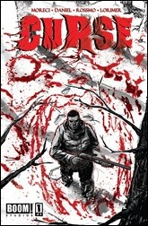 Curse #1 Cover
