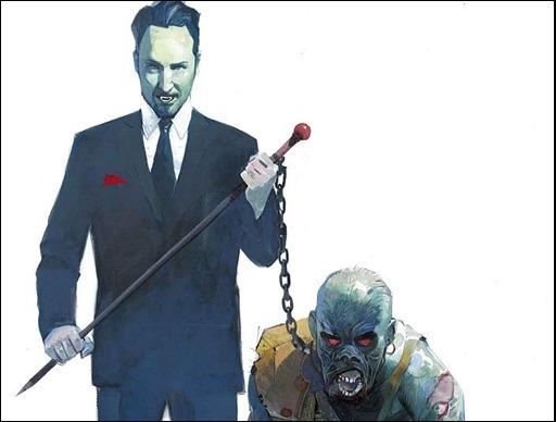George Romero's Empire of the Dead #2