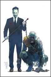 George Romero's Empire of the Dead #2 Cover