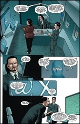 Harbinger #20 Preview 2