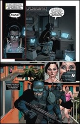 Harbinger #20 Preview 4