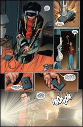 Harbinger #20 Preview 6