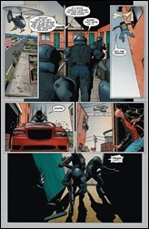 Harbinger #20 Preview 7
