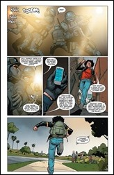 Harbinger #20 Preview 8