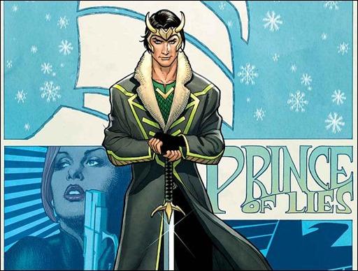 Loki: Agent of Asgard #1