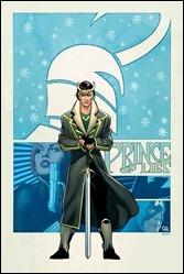 Loki: Agent of Asgard #1 Frank Cho Variant Cover
