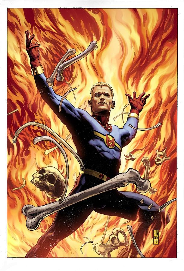 Preview Of Miracleman 3 By Alan Moore Alan Davis And