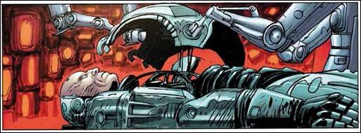 Robocop: Last Stand #6