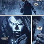 Preview of Shadowman #15 by Milligan, De La Torre,  and Barrionuevo
