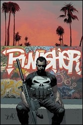 The Punisher #2 Cover - Opena Variant