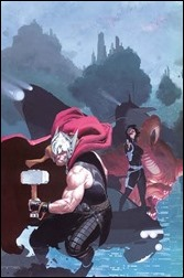 Thor: God of Thunder #19.NOW Cover