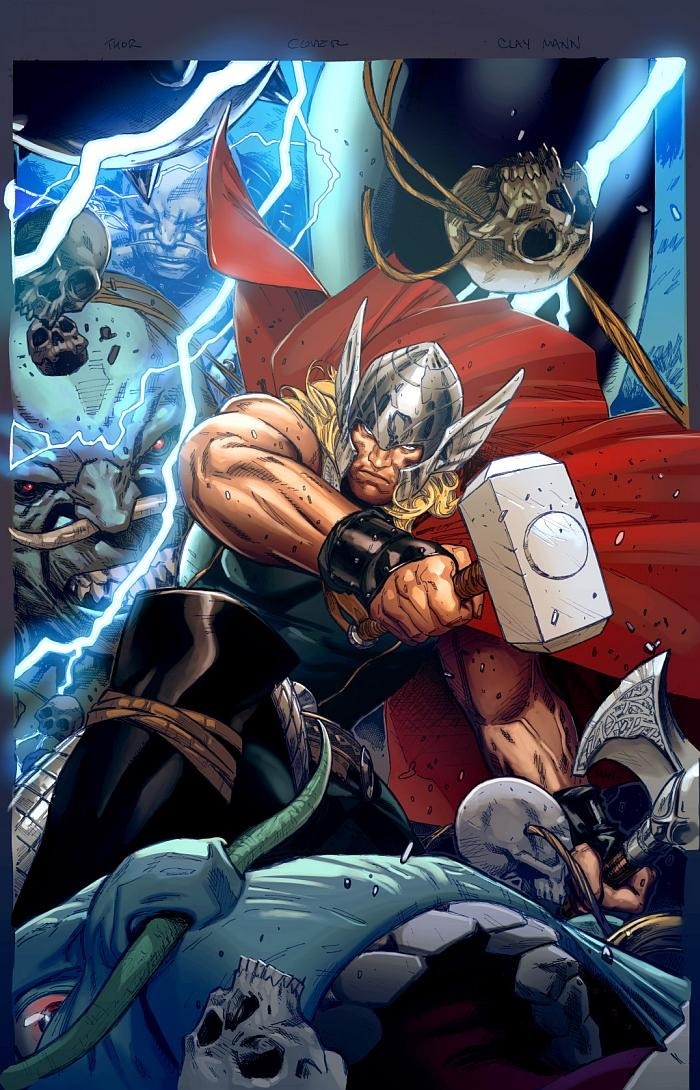 Preview of Thor: God of Thunder #19.NOW by Jason Aaron and ... | 700 x 1090 jpeg 230kB