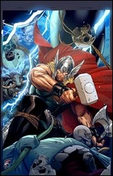 Thor: God of Thunder #19.NOW Cover - Mann Variant
