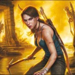 Preview of Tomb Raider #1 (Dark Horse) by Simone, Selma, and Gedeon
