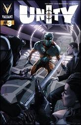 Unity #3 Variant Cover - Jones