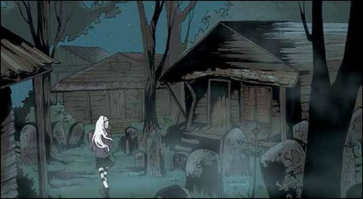 An Aurora Grimeon Story: Will O' the Wisp