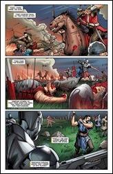 X-O Manowar #21 Preview 4