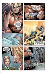 X-O Manowar #21 Preview 5