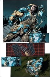 X-O Manowar #23 Preview 1