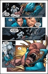 X-O Manowar #23 Preview 4