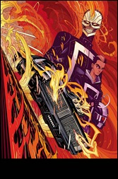 All-New Ghost Rider #1 Cover
