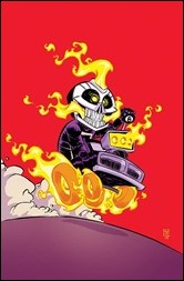 All-New Ghost Rider #1 Cover - Young Variant