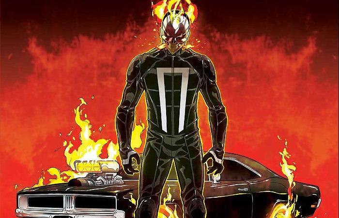 First Look at All-New Ghost Rider #1 by Felipe Smith and