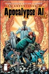 Apocalypse Al #1 Cover