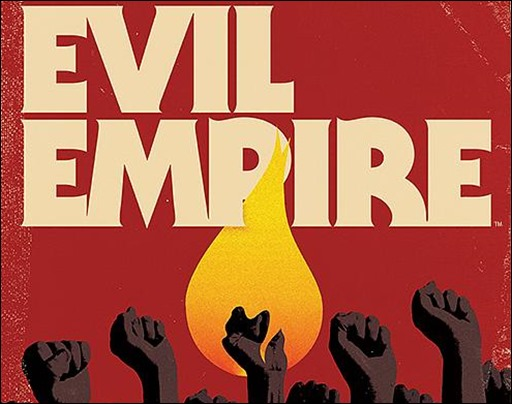 EVIL EMPIRE Cover A by Jay Shaw