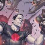 Preview: Bloodshot and H.A.R.D. Corps #20 by Gage, Dysart, and Raney