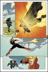 Captain Marvel #1 Preview 3