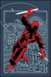 Daredevil #1 Cover - Rivera Variant