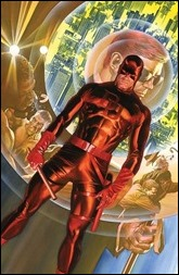 Daredevil #1 Cover - Ross Variant