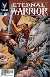 Eternal Warrior #6 Cover - Bernard Variant