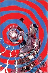 Iron Patriot #1 Cover