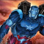First Look at Iron Patriot #1 by Ales Kot and Garry Brown
