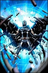 Magneto #1 Cover - Cassaday Variant