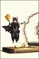Magneto #1 Cover - Del Mundo Animal Variant